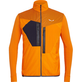 Salewa Pedroc Hybrid Polartech Alpha Jacket Men Carrot